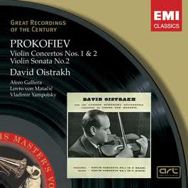 Prokofiev: Violin Concertos 2004 David Oistrakh
