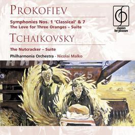 Prokofiev: Symphonies Nos. 1 & 7 etc 2007 Nicolai Malko