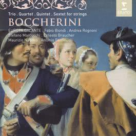 Boccherini: Trio, Quartet, Quintet & Sextet for strings 2009 Fabio Biondi