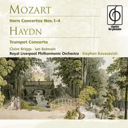 Mozart: Horn Concertos Nos. 1-4 . Haydn: Trumpet Concerto 2007 Claire Briggs