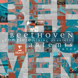 Beethoven Complete String Quartets + Op.74 2011 阿特密絲絃樂四重奏團