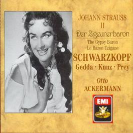 Der Zigeunerbaron 1989 Elisabeth Schwarzkopf; Otto Ackermann