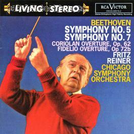 Beethoven: Symphonies Nos. 5 & 7 1998 Fritz Reiner