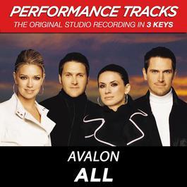 All (Performance Tracks) - EP 2009 Avalon