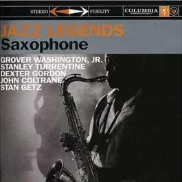 Jazz Legends - Saxophone 2003 Various Artists