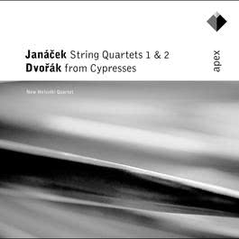 String Quartet No.1 'The Kreutzer Sonata' : IV Con moto [Adagio] (The Kreutzer Sonata 1923) 1996 New Helsinki Quartet