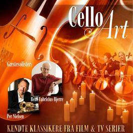 Kendte Klassikere Fra Film & TV-Serier 2006 Cello Art