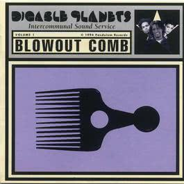 Blowout Comb 1994 Digable Planets