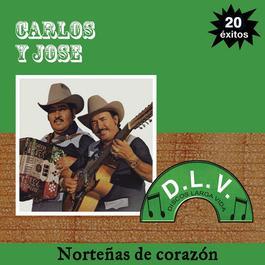 Norteñas De Corazón 20 Exitos 2011 Carlos Y Jose