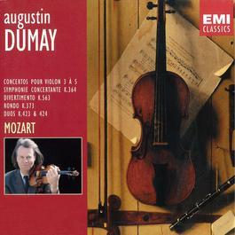Violin Concertos 3-5 Etc. 2003 Augustin Dumay