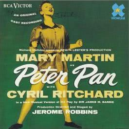 Peter Pan 1992 Musical Cast Recording