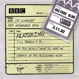 BBC In Concert [3rd November 1982] 2009 Culture Club