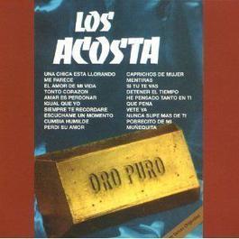 Escúchame un Momento 2002 Los Acosta