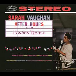 After Hours At The London House 2005 Sarah Vaughan