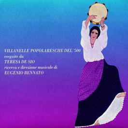 Villanelle Popolaresche Del '500 1978 Teresa De Sio