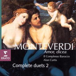 Monteverdi Duos Vol 2 2003 Alan Curtis