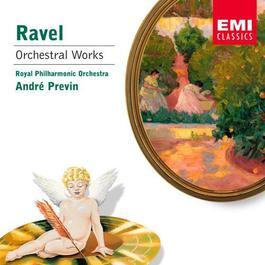Ravel - Orchestral Works 2009 Andre Previn