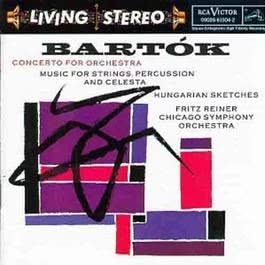 Bartok- Concerto for Orchestra 1955 Fritz Reiner; Chicago Symphony Orchestra