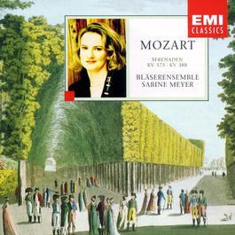 Mozart: Wind Serenades No.11 K.375 & No,12 K.388%384a 2003 Sabine Meyer
