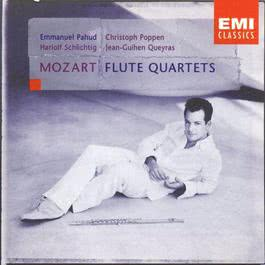 Mozart: Quartets for Flute, Violin, Viola & Cello 1999 Emmanuel Pahud