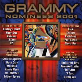 2001 Grammy Pop Nominees 2001 Various Artists