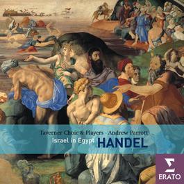 Handel: Israel in Egypt 1990 Andrew Parrott