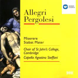 Allegri: Miserere/Pergolesi: Stabat MaterCaldara: Stabat Mater 1998 Lajos Rovatkay
