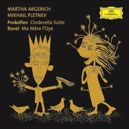 Prokofiev: Cinderella for 2 pianos / Ravel: Ma MA¨re l'Oye 2008 Martha Argerich; Mikhail Pletnev