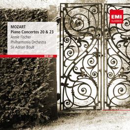 Piano Concertos Nos.20/21/22/23 2003 Annie Fischer
