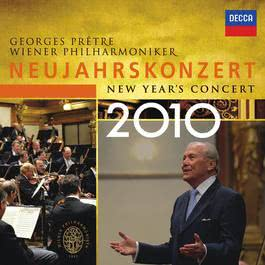 New Year's Day Concert 2010 2010 Georges Pretre; 維也納愛樂樂團