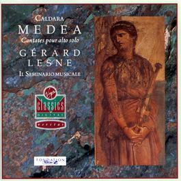 Medea / Cantats For Solo Countertenor 1992 Gerard Lesne