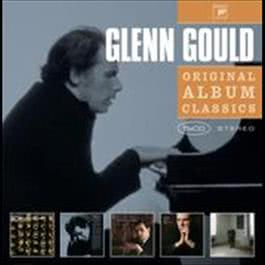 Prelude and Fughetta in D minor, BWV 899 1970 Glenn Gould