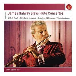 James Galway plays Flute Concertos  - Sony Classical Masters 2011 James Galway