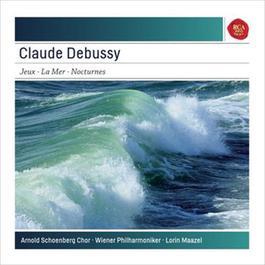 Claude Debussy: La Mer, Jeux, Nocturnes 2012 Lorin Maazel