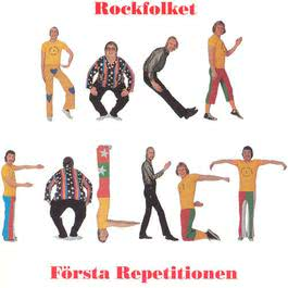Första Repetitionen 1972 Rockfolket