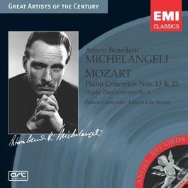 Mozart: Piano Concertos, etc 2004 Arturo Benedetti Michelangeli