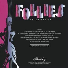 Follies 1992 New York Philharmonic Concert Cast of Follies (1985)