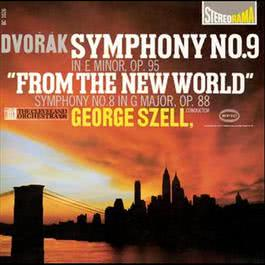 "Dvorák: Symphonies No. 9 in E Minor, Op. 95 ""From the New World"" & No. 8 in G Major, Op. 88 - Sony Classical Originals 2010 Chopin----[replace by 16381]"