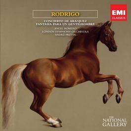 Rodrigo: Concierto de Aranjuez [The National Gallery Collection] (The National Gallery Collection) 2012 Angel Romero