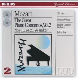 Mozart: Great Piano Concertos Vol.2 2001 Mitsuko Uchida