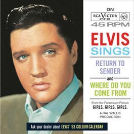 Return To Sender 2005 Elvis Presley