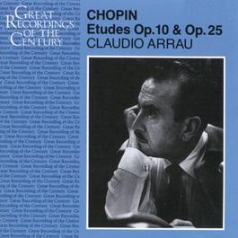 Etudes Op 10 & Op 25 - Chopin 1987 Claudio Arrau