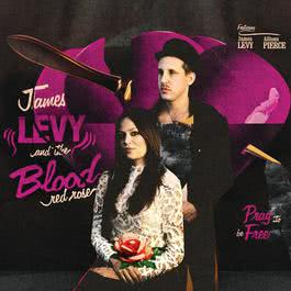 Sneak Into My Room EP 2012 James Levy And The Blood Red Rose