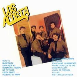No te vayas 2002 Los Acosta