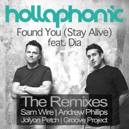 อัลบั้ม Found You (Stay Alive) The Remixes