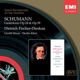 Schumann: Liederkreis, etc 2005 Dietrich Fischer-Dieskau