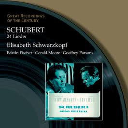 Schubert: Lieder 1999 Elisabeth Schwarzkopf