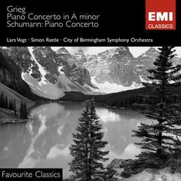 Grieg/Schumann - Piano Concertos 2008 Lars Vogt