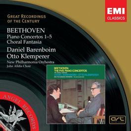 Beethoven: Piano Concertos 1-5 - Choral Fantastia 2006 Daniel Barenboim