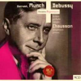 Debussy Chausson  Orchestral Music 1970 Charles Munch